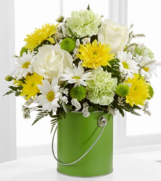 Color Your Day With Joy Bouquet by FTD - PCG