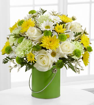 FTD Color Your Day With Joy Bouquet - PREMIUM