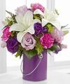 Image of Deluxe version for Color Your Day With Beauty Bouquet by FTD