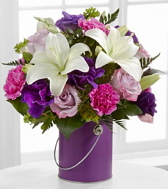FTD Color Your Day with Beauty Bouquet - PREMIUM