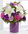Image of Color Your Day With Beauty Bouquet by FTD - PREMIUM