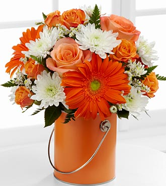 Color Your Day With Laughter Bouquet by FTD - PCO