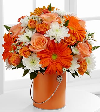 Color Your Day With Laughter Bouquet by FTD - PREMIUM