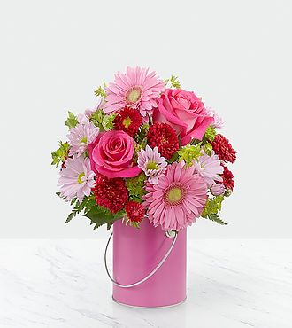 Color Your Day With Happiness Bouquet by FTD - PCP