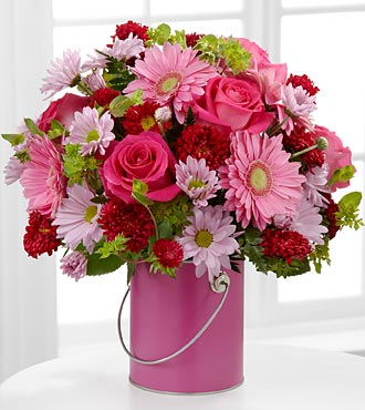 FTD Color Your Day With Happiness Bouquet - PREMIUM