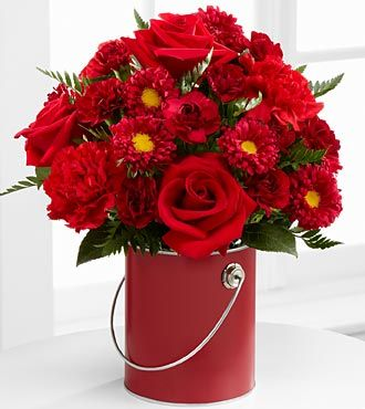 Color Your Day With Love Bouquet by FTD