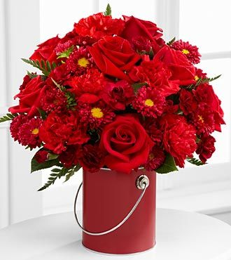 Color Your Day With Love Bouquet by FTD - PREMIUM
