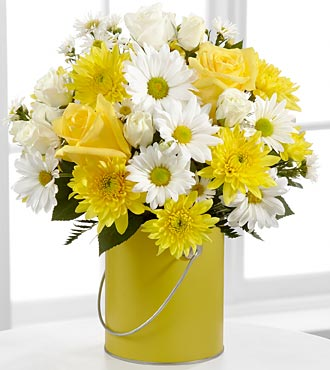 Color Your Day With Sunshine Bouquet by FTD - PCY
