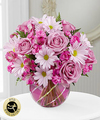 Image of Premium version for FTD Radiant Blooms Bouquet