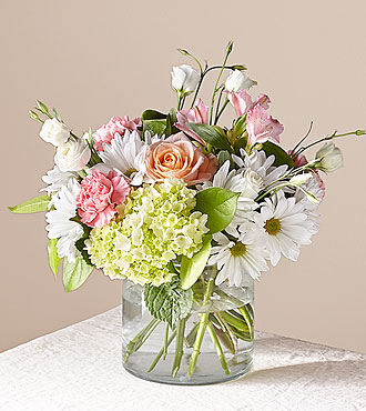 FTD Perfect Day Bouquet- VASE INCLUDED - DELUXE