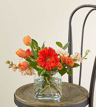 FTD New Day Dawns Bouquet by Vera Wang