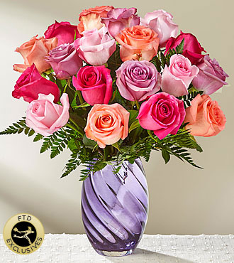 FTD Make Today Shine Rose Bouquet - PREMIUM