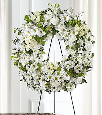 Faithful Wishes Wreath - S5252S