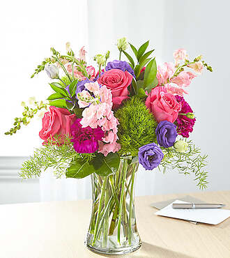 Charm and Comfort Bouquet - S5285
