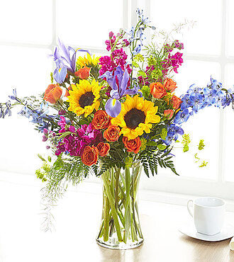 Rays of Life Bouquet - S5324