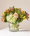 Image of Deluxe version for Sunlit Days Bouquet