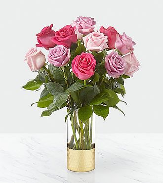 Pure Beauty Mixed Roses - 20-S8M