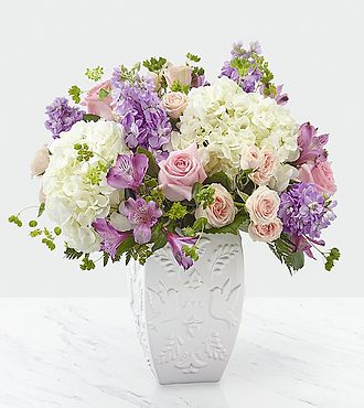 Peace and Hope Lavender Bouquet - SB4
