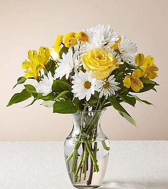 Sunny Sentiments Bouquet - SNBN