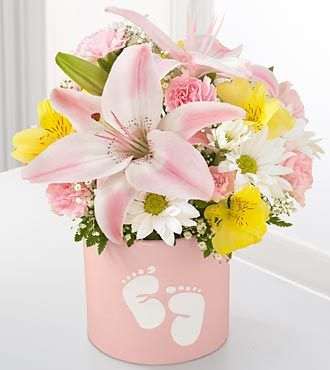 Sweet Dreams Bouquet by FTD - Girl