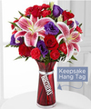 Image of Deluxe version for FTD Birthday Wishes Bouquet