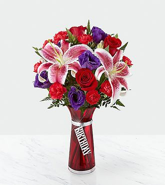 FTD Birthday Wishes Bouquet - TBD