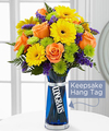 Image of Premium version for FTD Congrats Bouquet