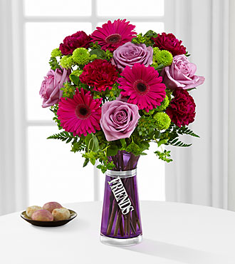 FTD Friends Bouquet - DELUXE