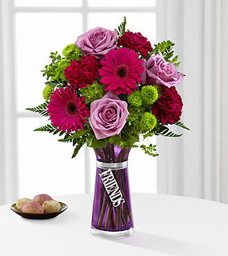 FTD Friends Bouquet - TFR