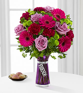 FTD Friends Bouquet - PREMIUM