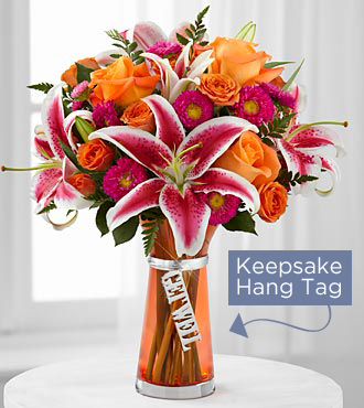 FTD Get Well Bouquet - DELUXE