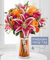 Image of Deluxe version for FTD Get Well Bouquet