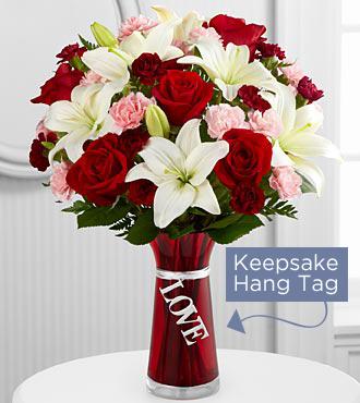 FTD Expressions of Love Bouquet - DELUXE