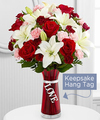 Image of Deluxe version for FTD Expressions of Love Bouquet