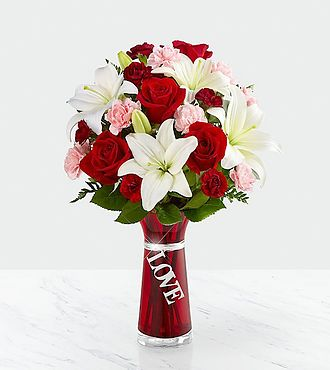 FTD Expressions of Love Bouquet