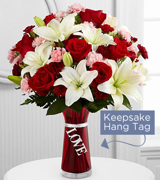 FTD Expressions of Love Bouquet - PREMIUM