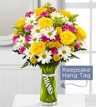 FTD Thanks Bouquet - PREMIUM