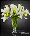 Ftd Musings Luxury Calla Lily Bouquet By Vera Wang