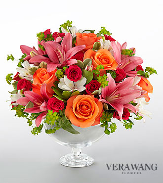 FTD Simple Surprises Bouquet by Vera Wang - DELUXE