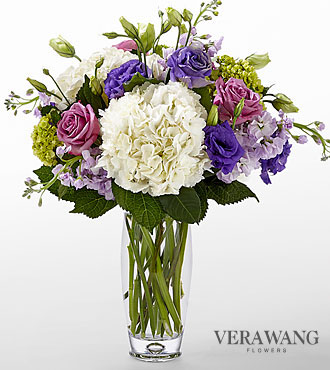 FTD Traditions Bouquet by Vera Wang