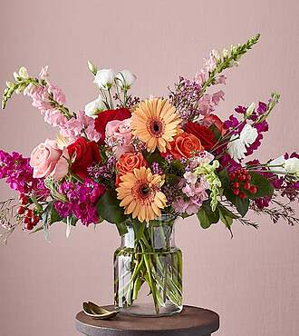 FTD My Heart to Your Rose Bouquet - DELUXE