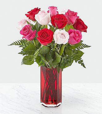 Sweetheart Roses  Bouquet - 20-V4M