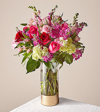 You And Me Luxury Bouquet - 21-V5S