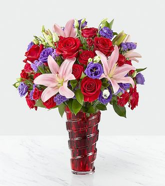 ftd be loved bouquet - deluxe - valentine's day flowers & gifts, Ideas