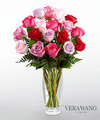 Ftd Captivating Color Rose Bouquet By Vera Wang Deluxe