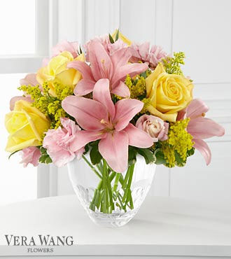 FTD Sweet Effects Bouquet by Vera Wang - DELUXE