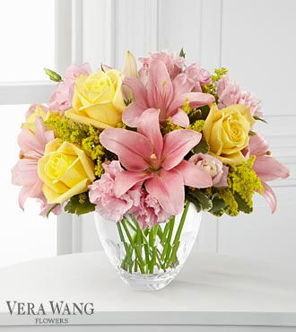 FTD Sweet Effects Bouquet by Vera Wang - PREMIUM