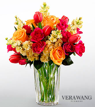 FTD Beauty and Grace Bouquet by Vera Wang - DELUXE
