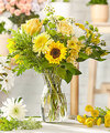Image of Premium version for Rustic Wildflower – A Florist Original