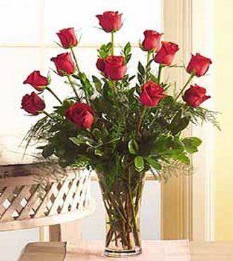 http://www.FlowersFast.com - One Dozen Roses – Intl